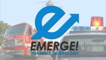 EMERGE! Wearable Tech for First Responders