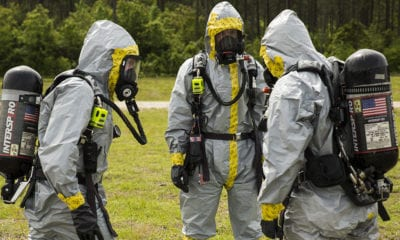 2nd EOD Company Conducts Pre-Deployment Training