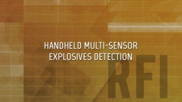 Handheld Explosives Detection