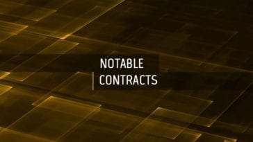Notable Homeland Security Contracts