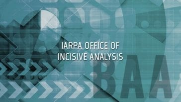 IARPA Office of Incisive Analysis