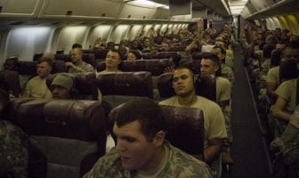U.S. Army Ebola Mission Departs from Liberia