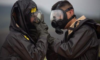 Marine Corps CBRN Gas Mask
