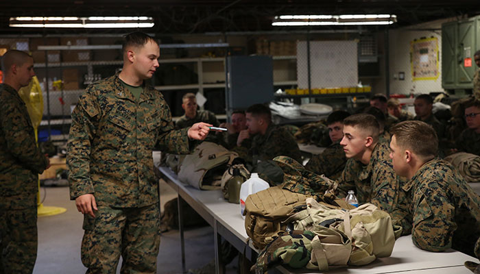 Marines Participate in CBRN Reconnaissance Course | CBRNE Central