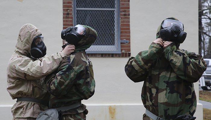 Marines Participate in CBRN Reconnaissance Course | CBRNE
