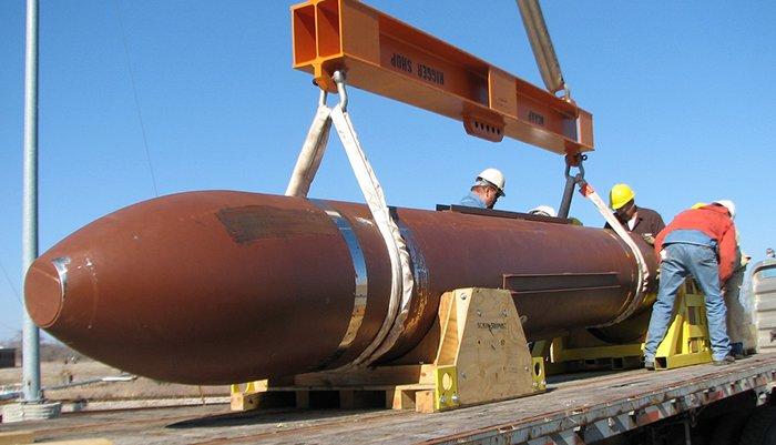 Massive Ordnance Penetrator (MOP)