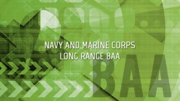 Navy and Marine Corps Long Range BAA