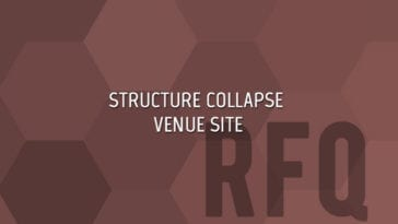 Structure Collapse Venue Site