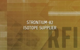 Strontium 82 Isotope Suppliers