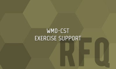 WMD-CST Exercise Support