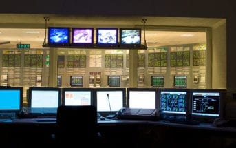 Nuclear Plant Security and Control Room
