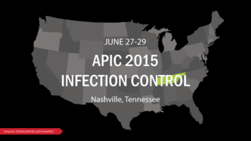 APIC 2015 Infection Control and Epidemiology