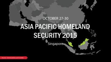 Asia Pacific Homeland Security 2015