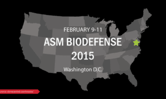 ASM Biodefense 2015