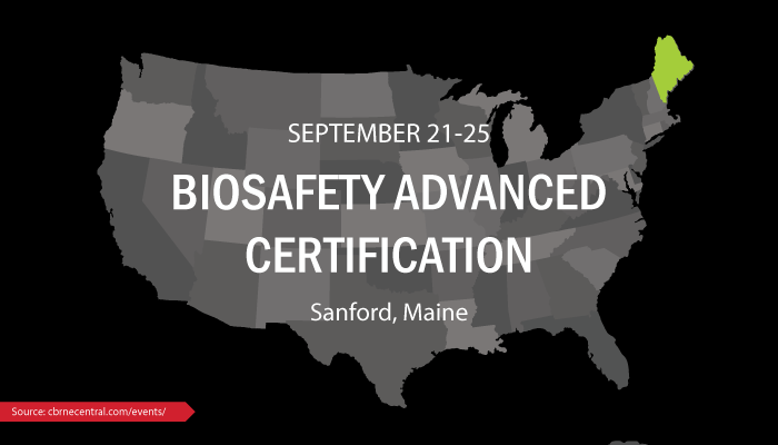 Eagleson Institute Biosafety Advanced Certification