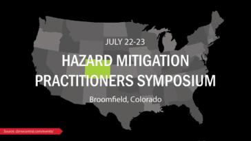 Hazard Mitigation Practitioners Summit