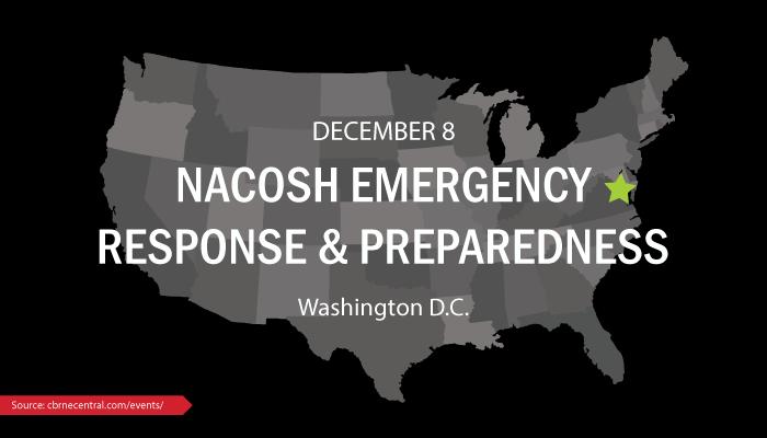 OSHA NACOSH Emergency Response & Preparedness