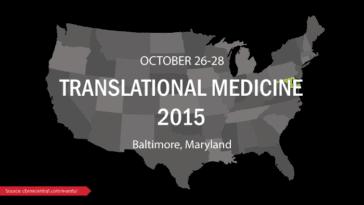 Translational Medicine 2015