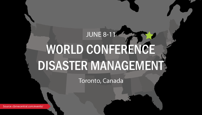 World Conference on Disaster Management
