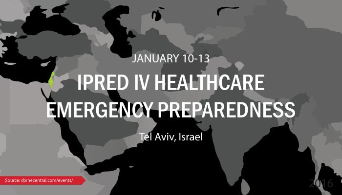 IPRED IV Healthcare Emergency Preparedness Conference
