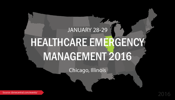 Healthcare Emergency Management 2016