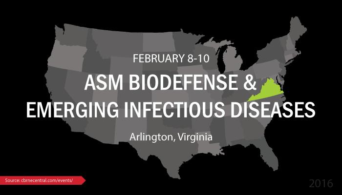 ASM Biodefense 2016 Research Meeting