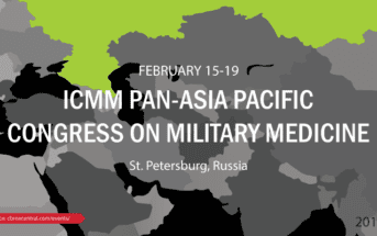 ICMM Pan-Asia Pacific Congress on Military Medicine