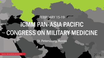 ICMM Pan-Asia Pacific Congress on Military Medicine