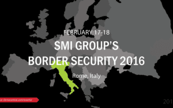 SMi Group's Border Security 2016