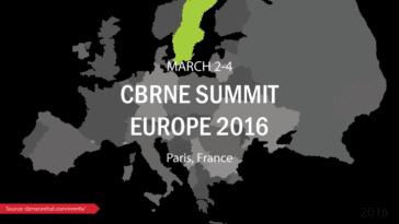 Intelligence-Sec CBRNe Summit Europe 2016