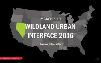 Wildland Urban Interface 2016