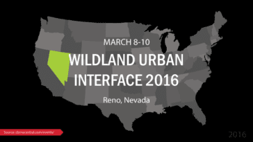 Wildland Urban Interface 2016