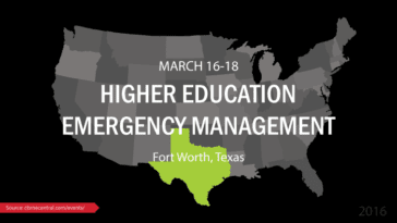 Higher Education in Emergency Management