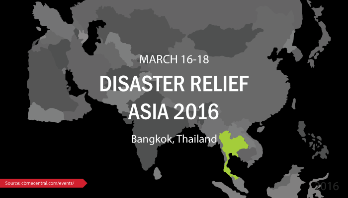 Disaster Relief Asia 2016