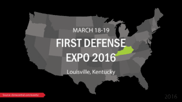 First Defense Expo 2016