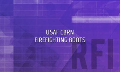 CBRN Firefighting Boots