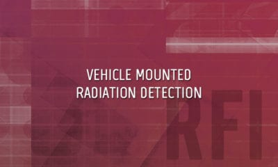 Vehicle Mounted Radiation Detection Systems
