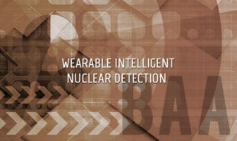 Wearable Intelligent Nuclear Detection