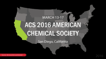 American Chemical Society ACS 2016