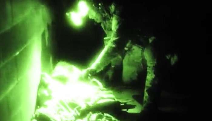 Explosive Ordnance Disposal (EOD) Training