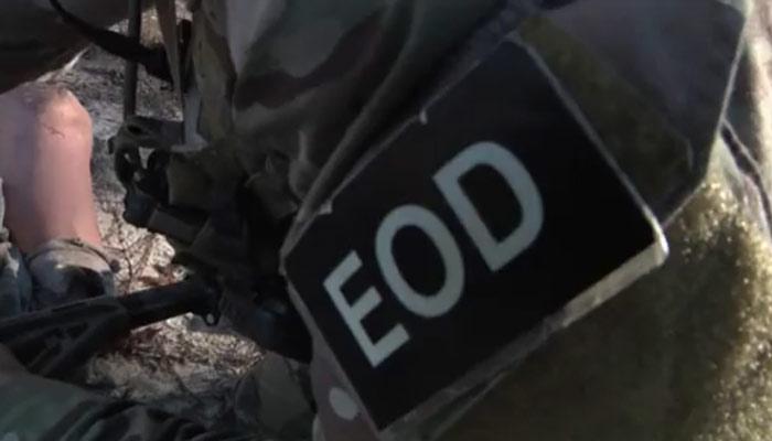EOD Company Patch