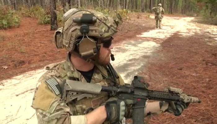 28th EOD Company Training Exercise