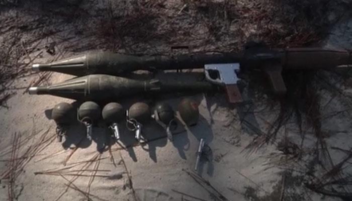 28th EOD Company - Munitions
