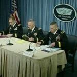 Anthrax Investigation Pentagon Briefing