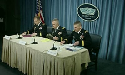 Anthrax Investigation Pentagon Briefing