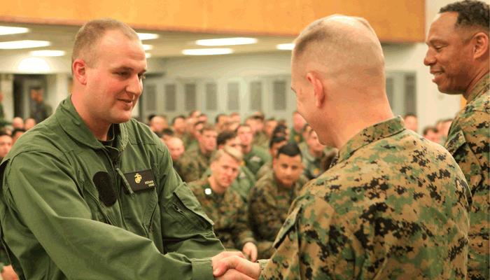 CBIRF Basic Operations Course Graduation