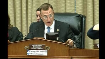 Congressional Hearing on DoD Anthrax Shipments