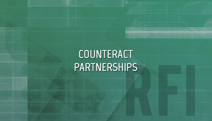 CounterACT Industry-Investigator Partnerships