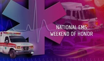 EMS National Weekend of Honor