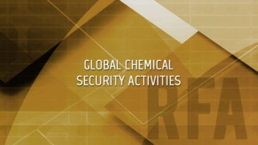 Global Chemical Security Activities